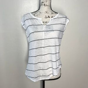 Two by Vince Camuto Stripe Blouse